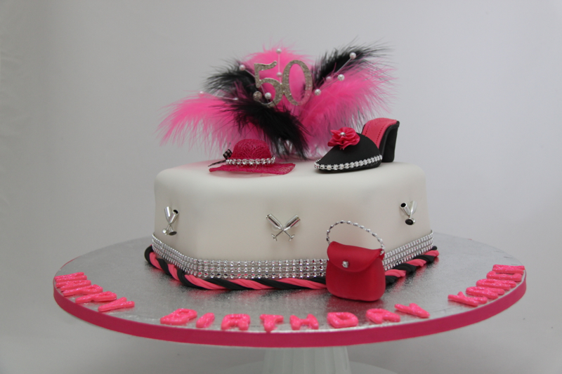 Birthday Cake Pics For Ladies : Female Birthday Cakes Sliced Delights